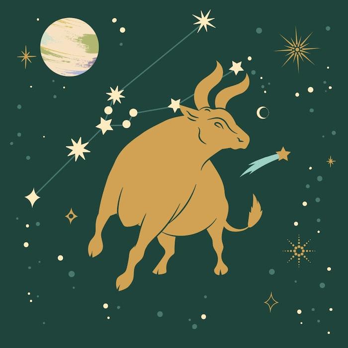 Taurus zodiac star sign
