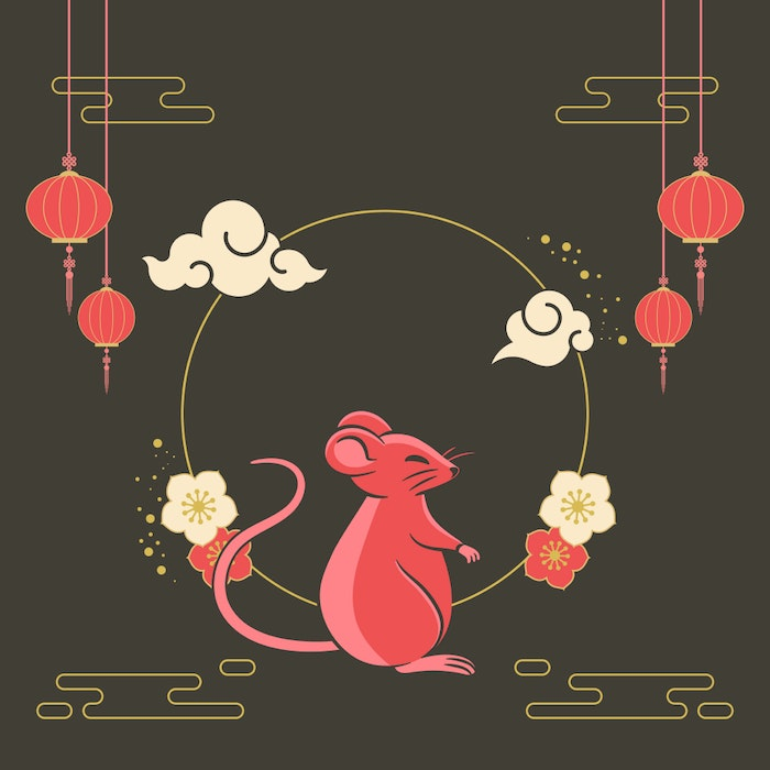 Chinese Zodiac Year of the Rat