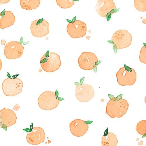 Fresh, juicy oranges