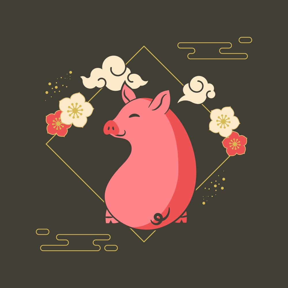 Year of the Pig Chinese Zodiac