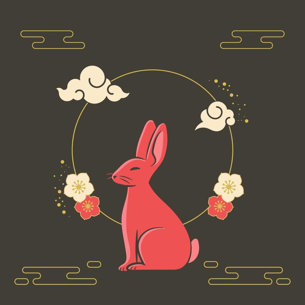 Year of the Rabbit Chinese Zodiac