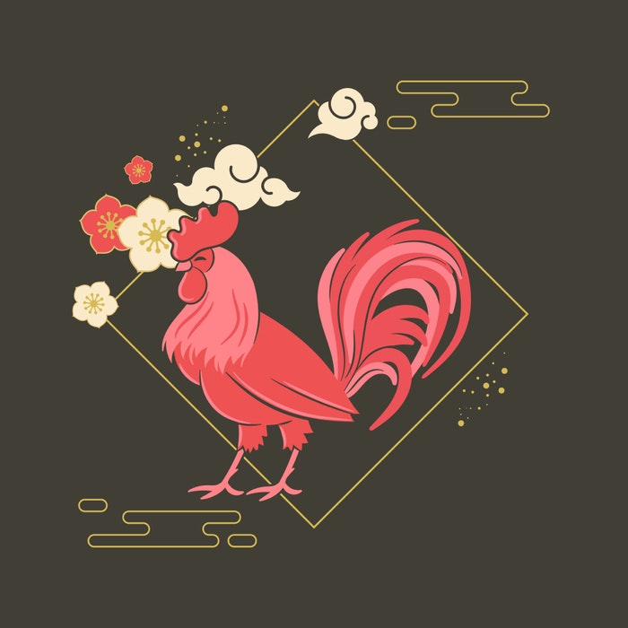 Year of the Rooster Chinese Zodiac