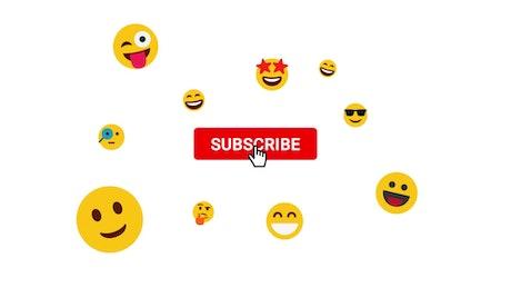 Emoji Subscribe Screen