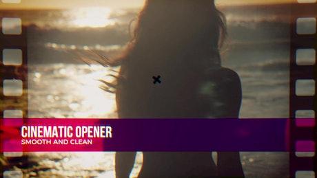 Film Frame Opener