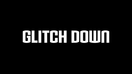 Glitch Lines Title