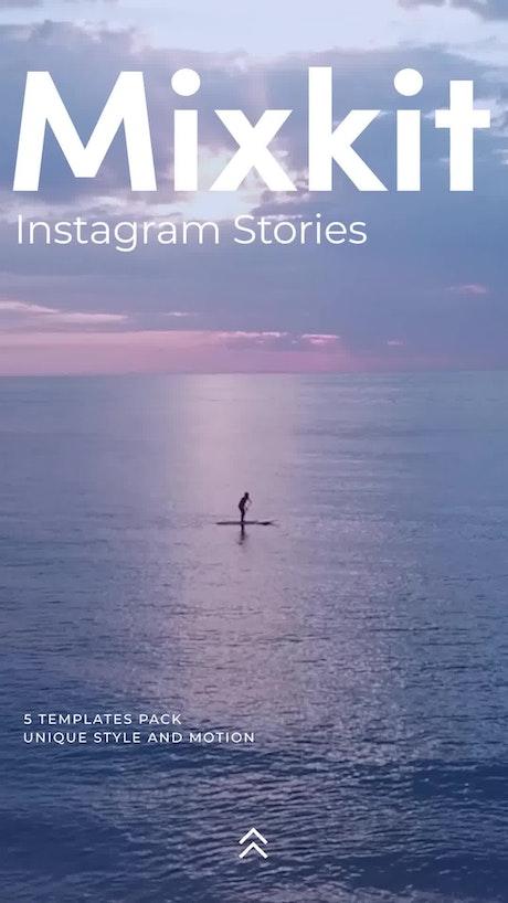 Headline Instagram Story