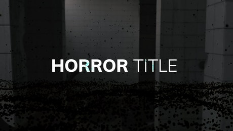 Horror Title