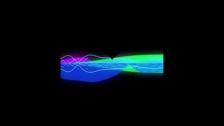 Logo Audio Visualizer