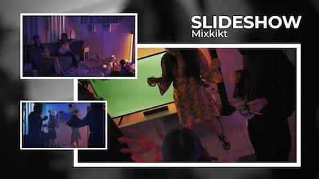 Photo Slideshow Frame