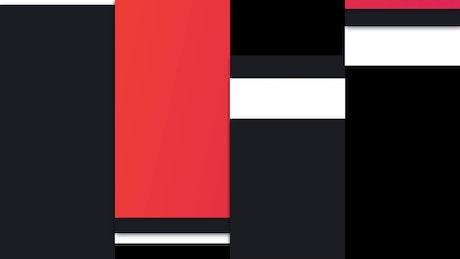 Square Panel Transition