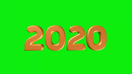 2020 numbers spinning
