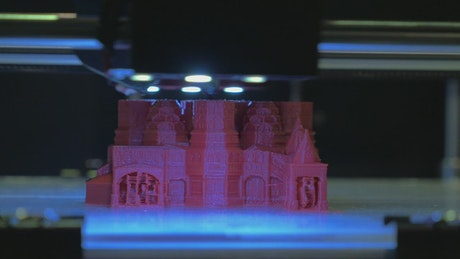 3D Printing a Cathedral
