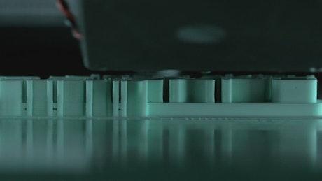 3D Printing a complex shape