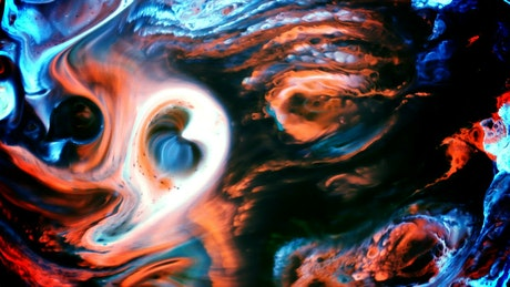 Abstract fantasy textures