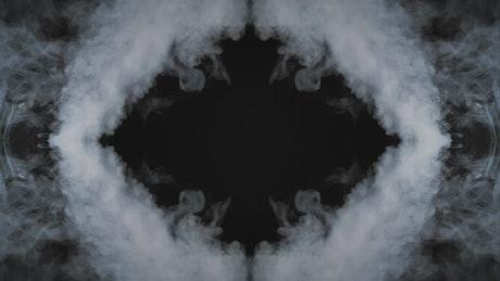Abstract smoke textures