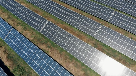 Alternative electricity production with solar cells