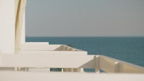 Balconies on the coast