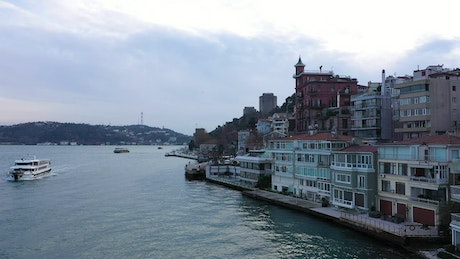 Beautiful architecture in Istanbul