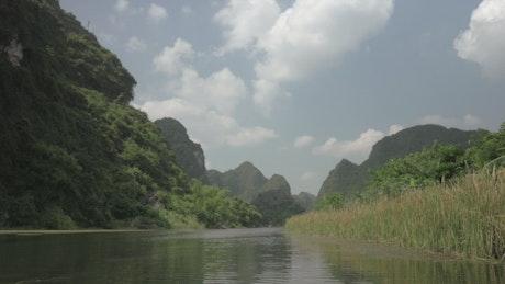 Beautiful landscape in Vietnam