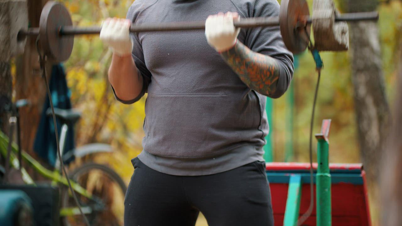 Weightlifting Images, Stock Photos & Vectors | Shutterstock