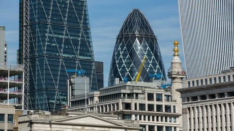 Buildings in the City of London
