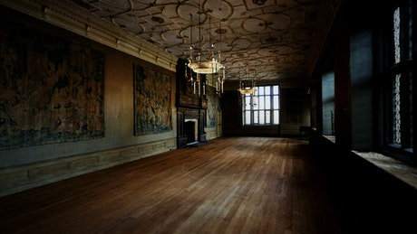 Charterhouse interior