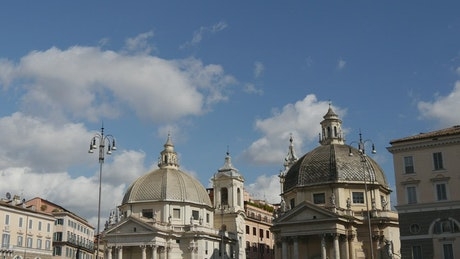 Churches in Rome city
