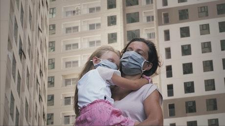 Coronavirus pandemic in the city