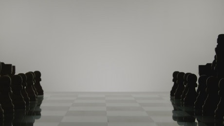 Dark Chessboard