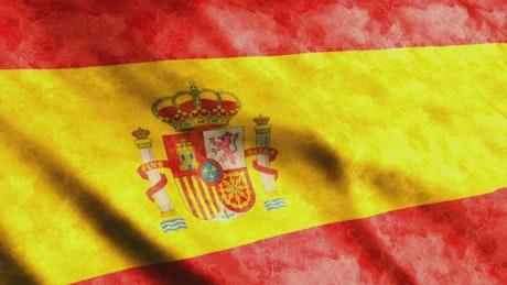 Dirty Spanish flag
