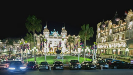 Elegant casinos in Monaco