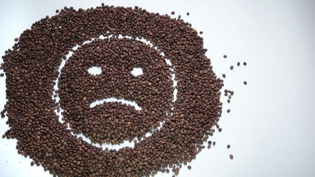 Emotional coffee beans