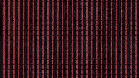 Extreme closeup of the pixels of a cursor