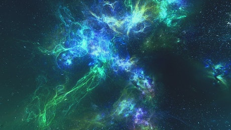 Fluorescent galaxies in the cosmos