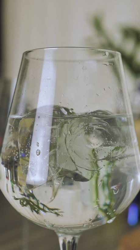 Gin and Tonic Cup