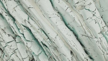 Glacier fields