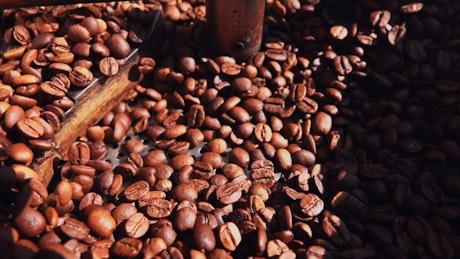 Industrial Outdoor Coffee Roaster