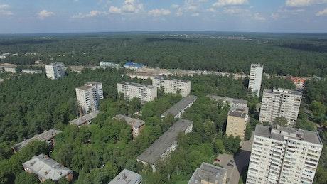 Large residential buildings
