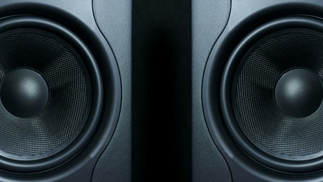 Large speakers