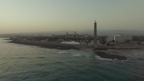 Lighthouse in Gran Canaria
