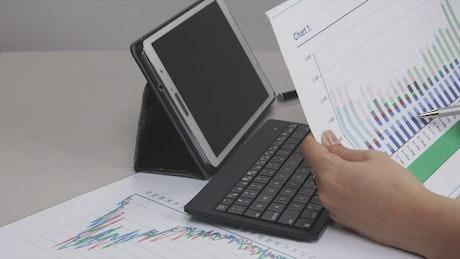 Looking at graphs