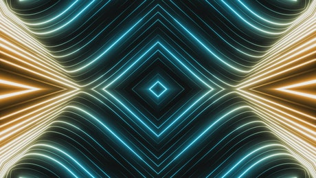 Luminous energy flowing