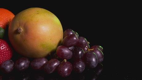 Mango and other fruit