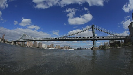 Manhattan from the water