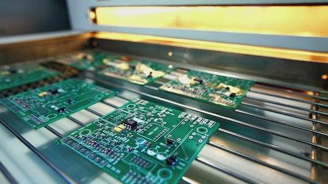 Manufacturing computer hardware