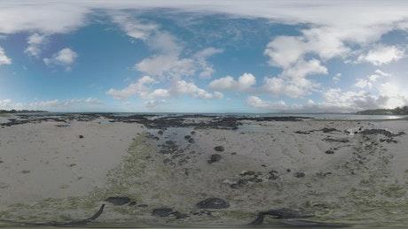 Mauritius Island in VR