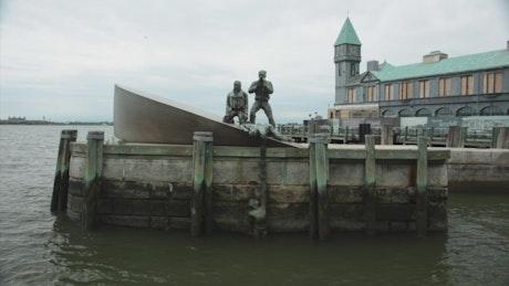 Memorial in New York