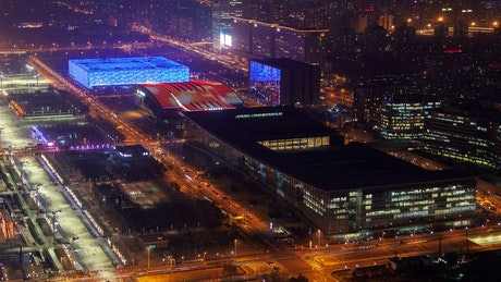National convention center in Beijing