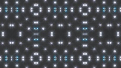 Night club flashing lights