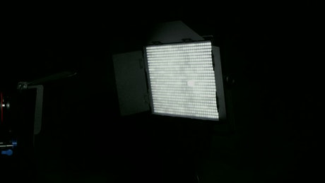 Photo studio light equipment
